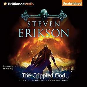 The Crippled God Audiobook