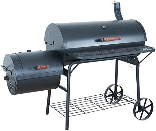 El Fuego AY0307 Holzkohlegrill Smoker Enola