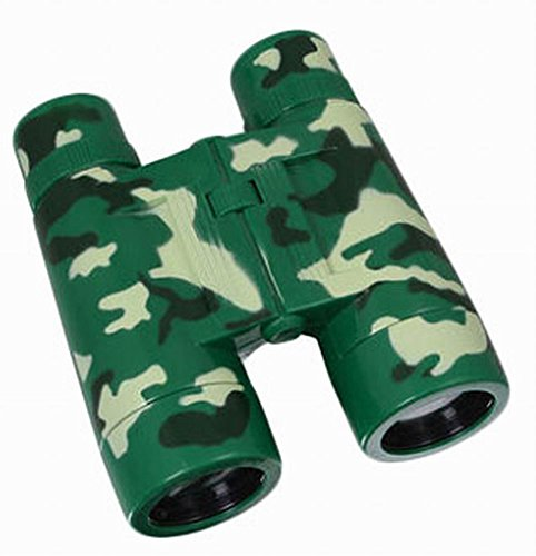 Kids Toy Binocular Telescope Outdoor Science Explore Educational Toys Camouflage