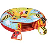 Sit Me Up Inflatable Play Ring New Colour Garden Gang