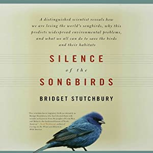 Silence of the Songbirds: How We Are Losing the World's Songbirds and What We Can Do to Save Them | [Bridget Stutchbury]