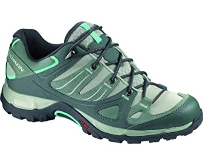 Salomon Ellipse Peak Women's Trail Walking Shoes - 3.5