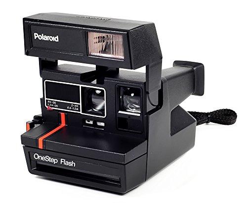 Vintage Polaroid One Step Flash Camera 0