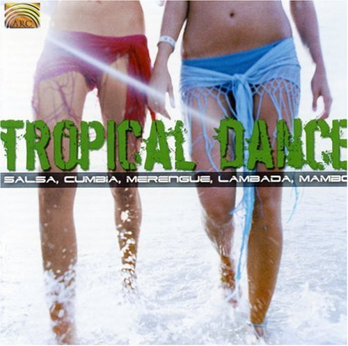 CD : VARIOUS ARTISTS - Tropical Dance