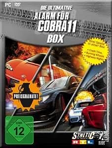 Alarm für Cobra 11 - Die ultimative Box - [PC]