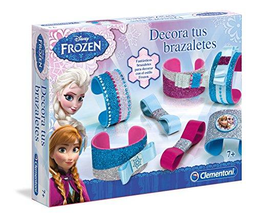 Frozen - Crea brazaletes (Clementoni 550562)