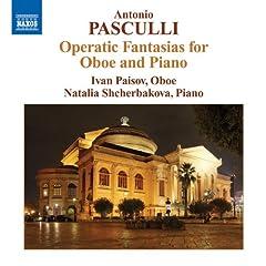 Pasculli: Operatic Fantasias