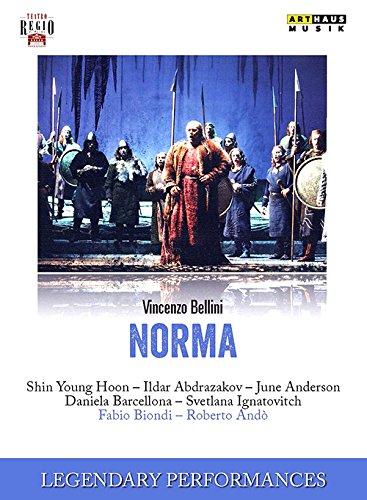 ベッリーニ:歌劇「ノルマ」[DVD,2Discs]
