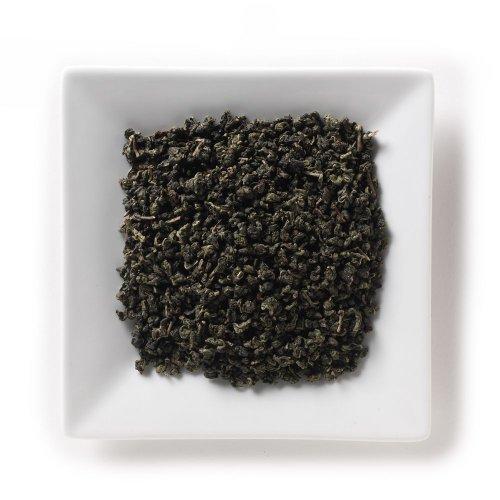 Mahamosa Taiwan Oolong (Wu Long, Wulong) Tea And Tea Filter Set: 2 Oz Jade Oolong Tea, 100 Loose Leaf Tea Filters (Bundle- 2 Items)(Tea Ingredients: Oolong Tea)