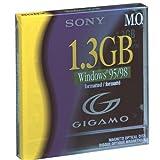 Sony EDM G13C - Magneto-Optical disk - 1.3 GB - PC - storage media
