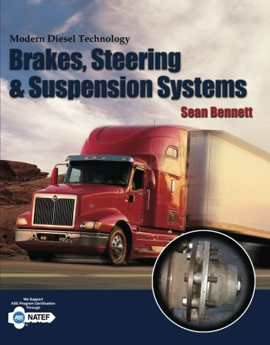 Modern Diesel Technology: Brakes, Suspension & Steering