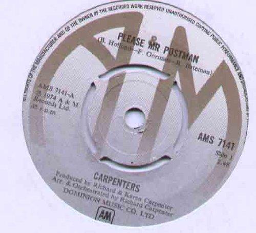 The Carpenters - Please Mr Postman - Zortam Music