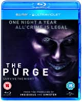 The Purge [Blu-ray] [2013] [Region Free]