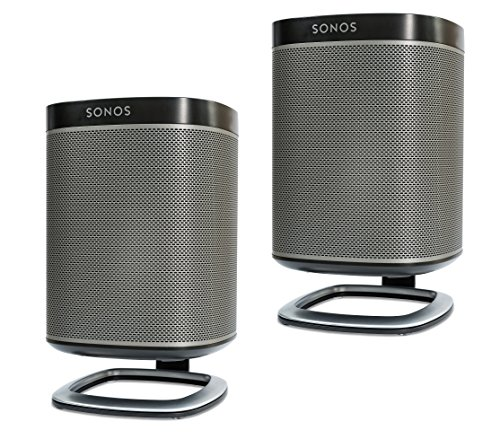 flexson-desk-stand-for-sonos-play1-black-pair