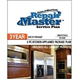 Appliances Packages Best Deals - Repair Master 5-Yr Date of Purchase - 3-Piece Kitchen Appliance Package Excludes Laundry Products by Repairmaster