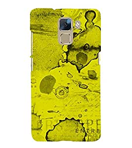 Design In animation 3D Hard Polycarbonate Designer Back Case Cover for Huawei Honor 7 :: Huawei Honor 7 Enhanced Edition :: Huawei Honor 7 Dual SIM