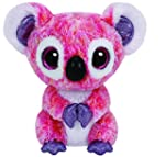 "Ty Beanie Boo 6"" Kacey The Pink Koala"