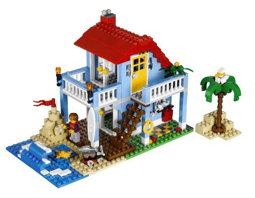 Game/Play LEGO Creator 7346 Seaside House Kid/Child Amazon.com