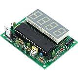 CanaKit UK148 - 4-Digit LED Voltmeter (Assembled Module)