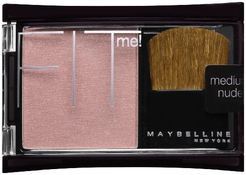 Maybelline New York Fit Me! Blush , Nude Medium ,
