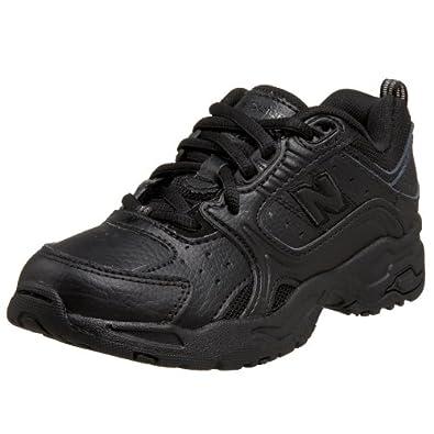 New Balance Little Kid KX622BKP Cross-Training Shoe,Black,11.5 M US Little Kid
