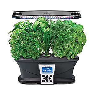 Miracle-Gro AeroGarden Ultra LED Indoor Garden with Gourmet Herb Seed Kit