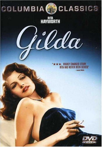 Cover of &quot;Gilda&quot;