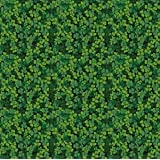 Reminisce Lucky Day Clover Patch St. Patrick's Day 12x12 Scrapbook Paper