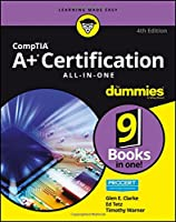 CompTIA A+ Certification All-in-One For Dummies, 4th Edition Front Cover