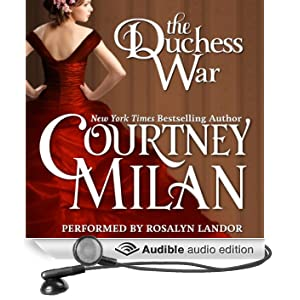 The Duchess War: The Brothers Sinister, Book 1 (Unabridged)