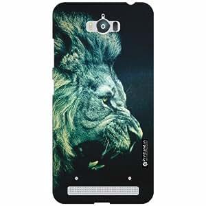 Asus Zenfone Max ZC550KL Back Cover - Silicon Roar Designer Cases