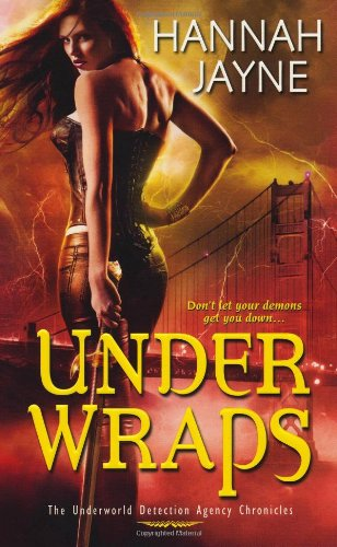 Review: Under Wraps by Hannah Jayne