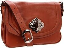 Oryany Handbags Celeste Shoulder Bag,Brown,One Size
