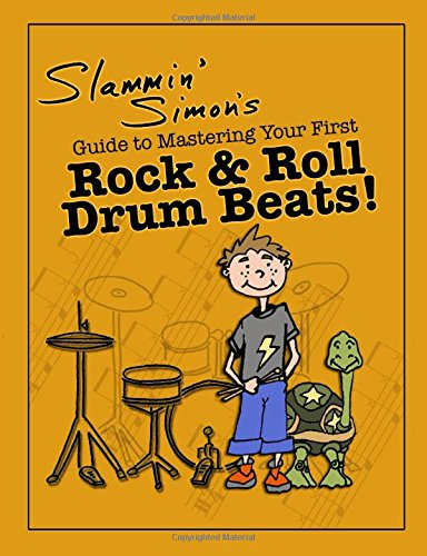 Slammin' Simon's Guide to Mastering Your First Rock & Roll Drum Beats!