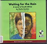img - for Waiting for the Rain (A Novel of South Africa) book / textbook / text book