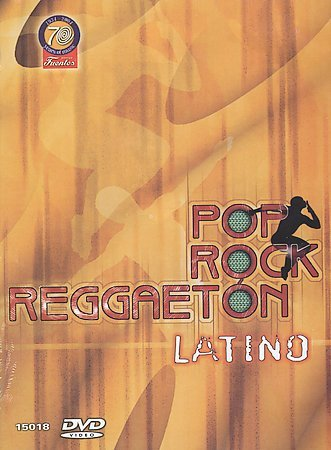 Cover art for  Pop, Rock, Reggaeton Latino