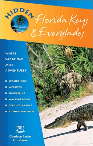 Hidden Florida Keys And Everglades 7 Ed: Including Key Largo And Key West front-626076