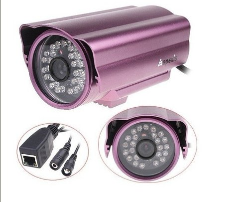 Wired Security Ip Cctv Camera Webcam Web Camera Nightvision