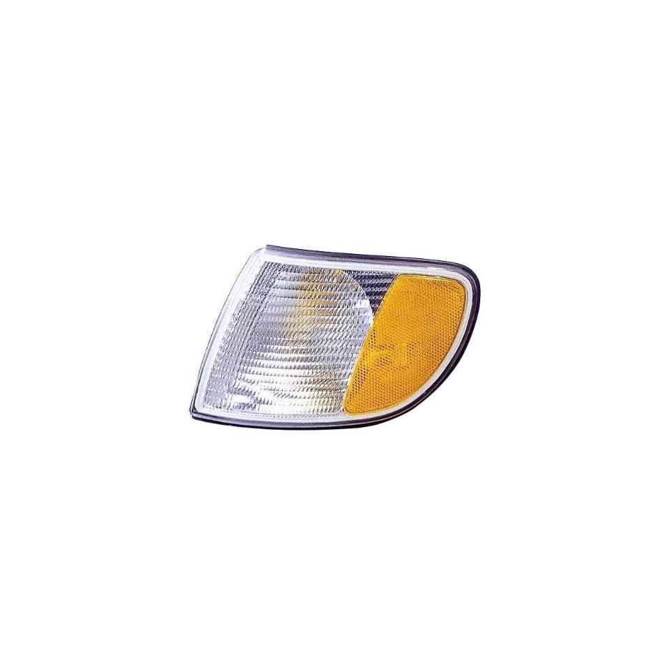Depo 341 1505L US Audi A6/S6 Driver Side Replacement Parking/Signal Light Unit