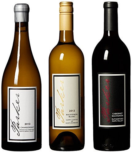 Parker Wine Holiday Mixed Pack 3 X 750 Ml