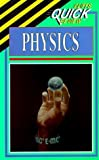 img - for CliffsQuickReview Physics (Quick Reviews) by Huetinck Ph.D., Linda (December 19, 1994) Paperback 1 book / textbook / text book