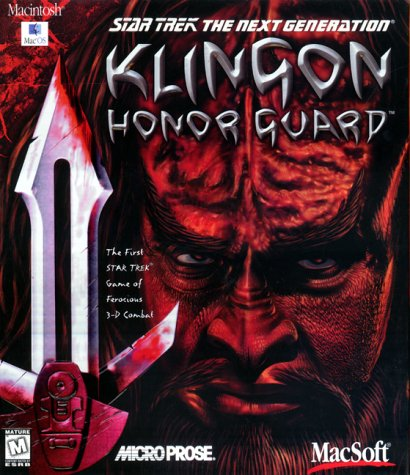 Star Trek: The Next Generation - Klingon Honor Guard (mac)