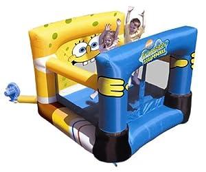 SpongeBob SquarePants Bounce Round 8' x 8'