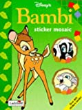 Bambi (Disney Sticker Mosaic) (0721441920) by Salten, Felix