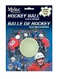 Mylec Glow in the Dark Hockey Balls, (Pack of 3)