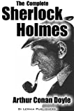 The Complete Sherlock Holmes (complete collection; interactive table of contents)