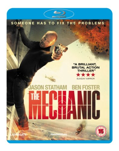 MOMENTUM PICTURES The Mechanic [BLU-RAY]