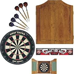 Click here to buy Dart World 49126 Early American Dart Cabinet Kit by Dart World.