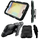 Voberry WaterProof ShockProof Survivor Military Duty Case For Samsung Galaxy Note3 N9000 (Black)