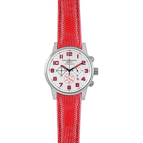 orologio cronografo unisex RoccoBarocco Sport trendy cod. RBS0026
